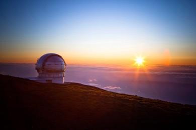 Reportage:Observatorio del Roque de los Muchachos, La Palma