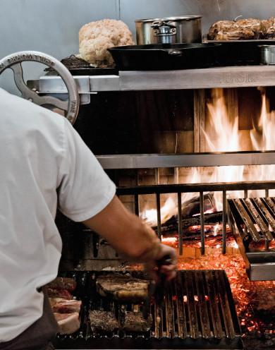 Chef Sean Brock -- Husk Nashville