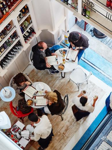 Restaurante Bruto -- Interior