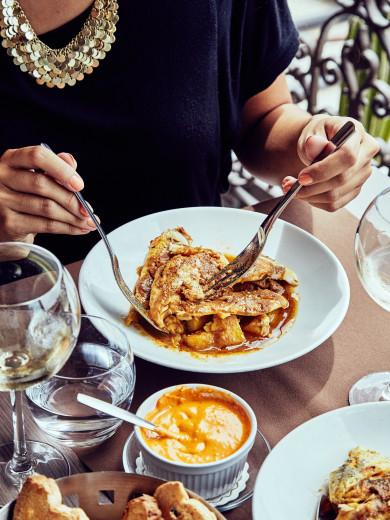Bouillabaisse at Restaurant Chez Gilbert, Cassis, France