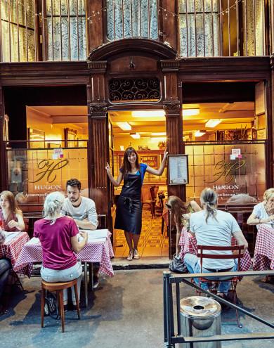 Restaurant Chez Hugon, Lyon, France
