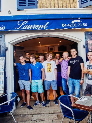 Restaurant La Poissonnerie Laurent, Cassis, France