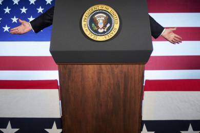President Donald Trump Travels to North Carolina