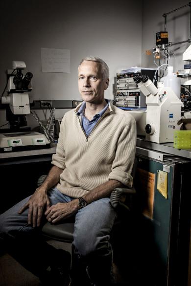 Dr. Brian Kobilka - G Protein / Stanford Univ.