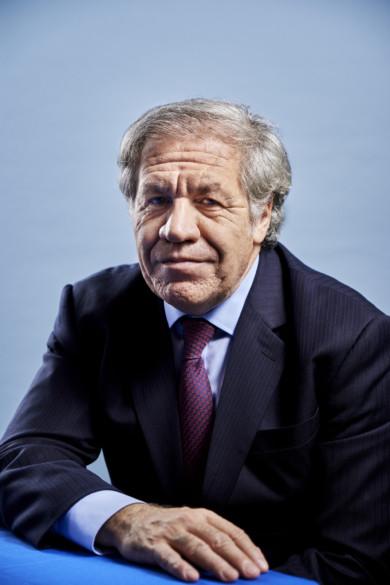 Secretary General of the OAS Luis Almagro