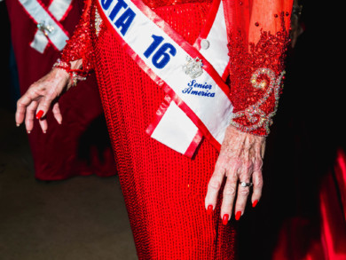 2016 Ms. Senior America Pageant