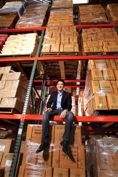 Larry Hou, Golden INternational Corporation