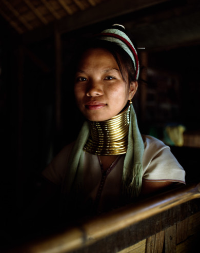 Longneck Woman - Thailand