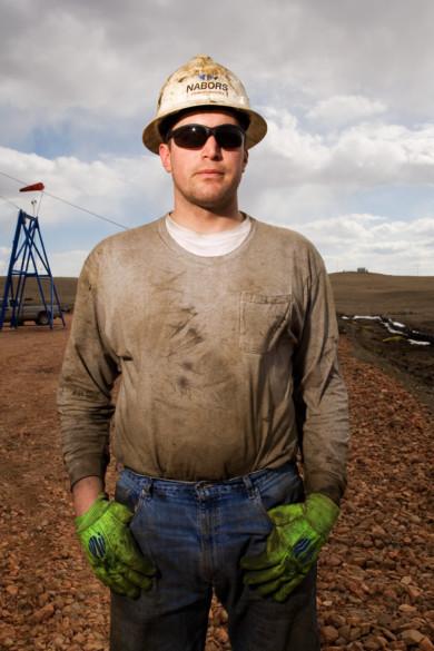 Bakken Oil Production, North Dakota