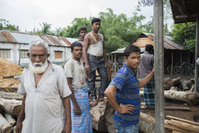 The End of Bangladesh's Enclaves