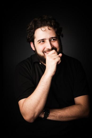 Mohamed Cherchali, Arab Film Studio participant, film maker