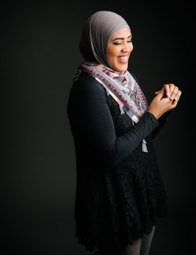 Amal Khairallah,  Arab Film Studio participant, film maker