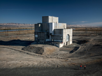 K-East Reactor Hanford Nuclear Facility Remediation