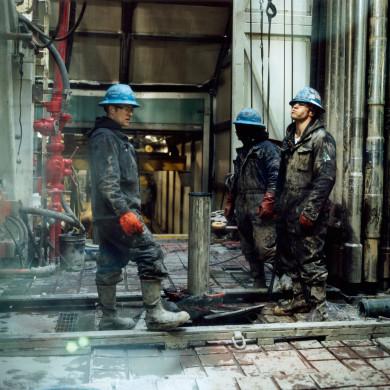 Alaska Off Shore Oil Drilling