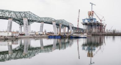 Pont Champlain, nouvelle construction