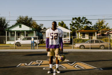 St. Augustine High School Football Practice in New Orleans, Louisiana