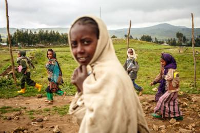 Ethiopia Global Hunger Index Visit