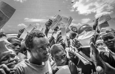 South Sudanese Refugees in Uganda