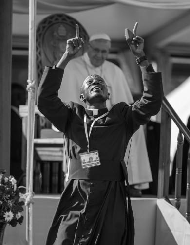 Pope Francis in Uganda, Africa