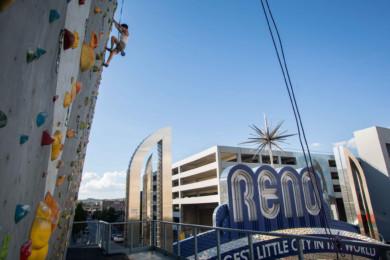 You're Going Where, Reno