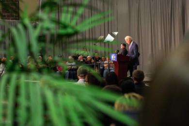 Joe Biden Campaign Event in Reno
