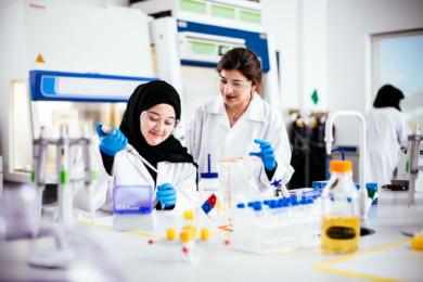 Khalifa University, Abu Dhabi.