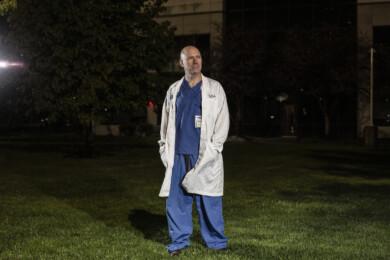 COVID-19 ER Doctor