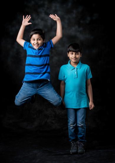 Portrait series for the Beat Diabetes campaign, Dubai