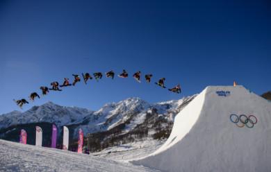 Sochi 2014-Men's slopestyle