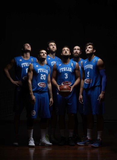 Nazionale Italiana Basket