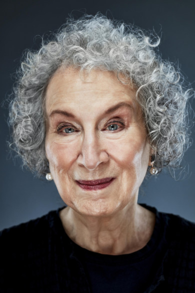 Margaret Atwood in Toronto, on August 20, 2019.