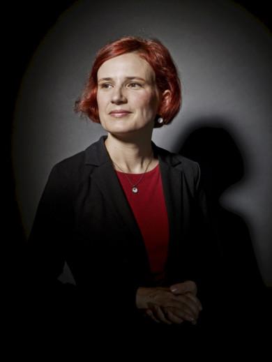 Katja Kipping - Gleiches Licht fuer Alle, Portrait Projekt