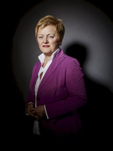 Renate Kuenast - Gleiches Licht fuer Alle, Portrait Projekt