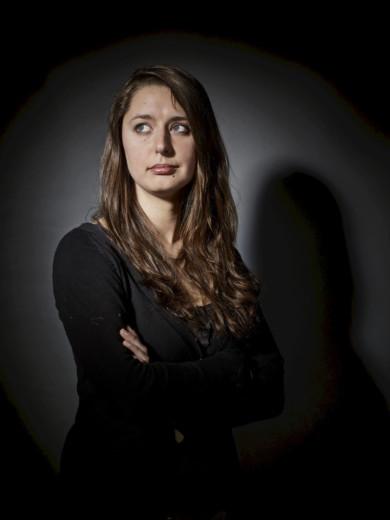 Katharina Nocun - Gleiches Licht fuer Alle, Portrait Projekt