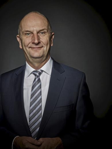 Dietmar Woidke - Gleiches Licht fuer Alle, Portrait Projekt