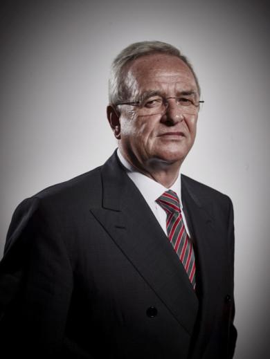 Martin Winterkorn, Portrait