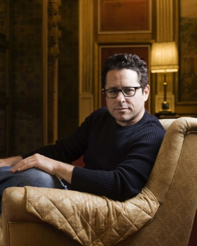 Rome, December 2010 - The american director J. J. Abrams