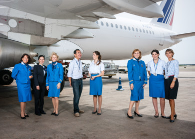 KLM Air France, Le Team for Wolkenridder