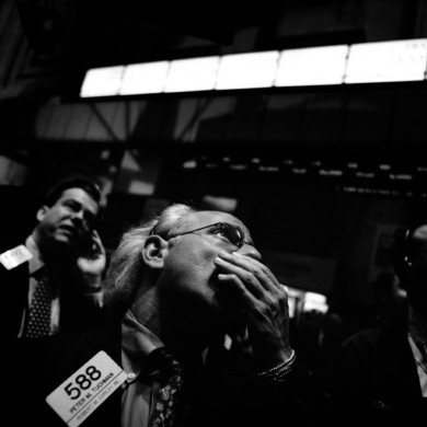 Down on Wall Street