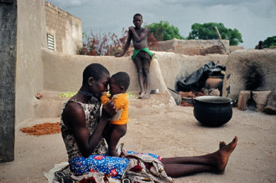 Burkina Faso: A Mother's Devotion