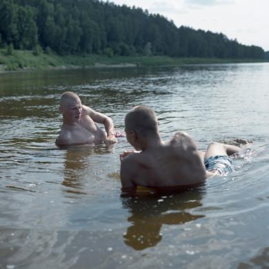 Teenager, Latvia, Krāslava