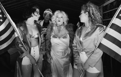 Aging in America -  Burlesque