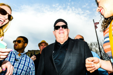 Larry Hogan, Governor of Maryland, in Baltimore, on April 4, 2019.