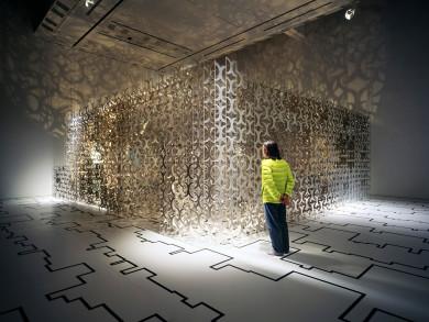 Cecil Balmond: Element, Tokyo Opera City Art Gallery 2010