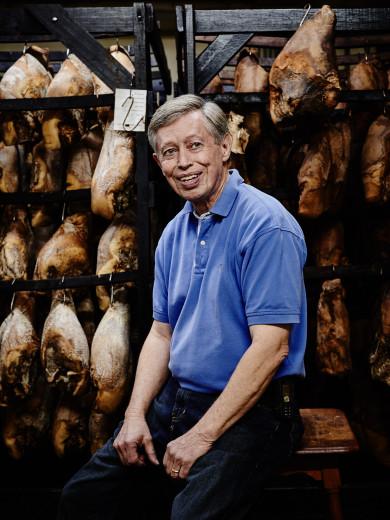 Benton's Smoky Mountain Hams -- Allan Benton