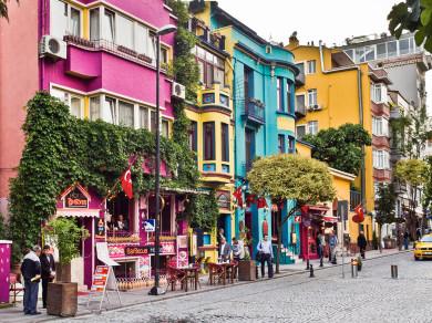 Istanbul, Turkey -- Sultanahmet