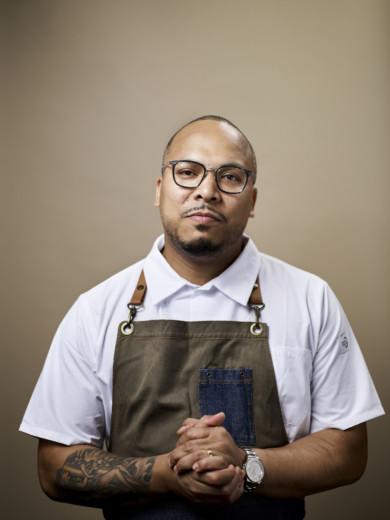 Star Chef Jerome Grant