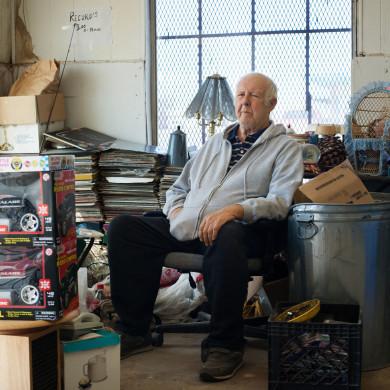 Tom. Owner of Tom's Corner. Carlsbad, NM