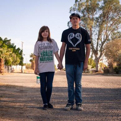 Arlene and Josh. Niland, CA