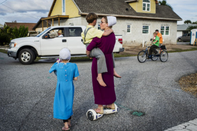 Where the Amish Vacation